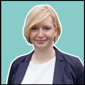 Melanie Olm-Büscher RASANNNT Vertriebsleitung