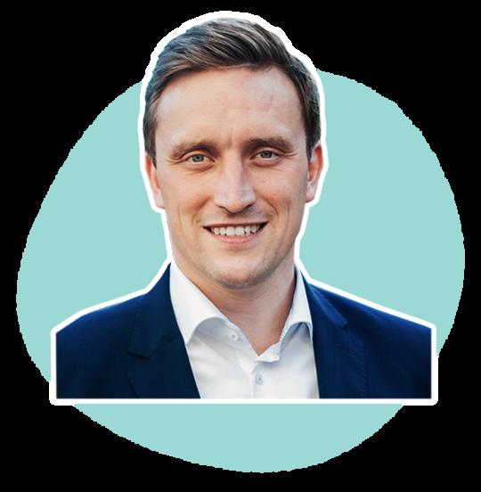 Sebastian Lechner Aufsichtsratsvorsitzender der Stadtnetze